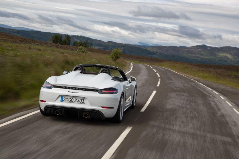 2019 Porsche 718 ( 982 ) Spyder 551795
