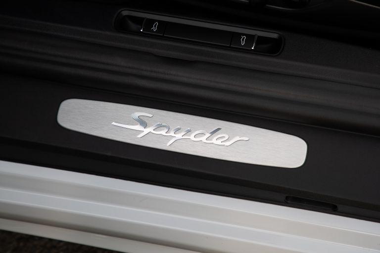 2019 Porsche 718 ( 982 ) Spyder 551832
