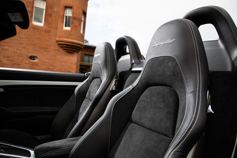 2019 Porsche 718 ( 982 ) Spyder 551833