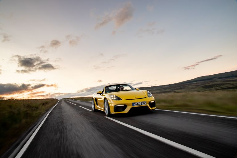2019 Porsche 718 ( 982 ) Spyder 551857