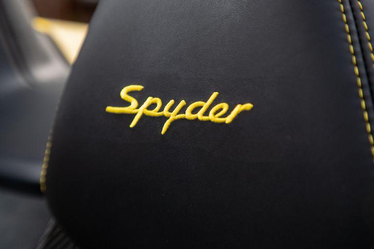 2019 Porsche 718 ( 982 ) Spyder 551892