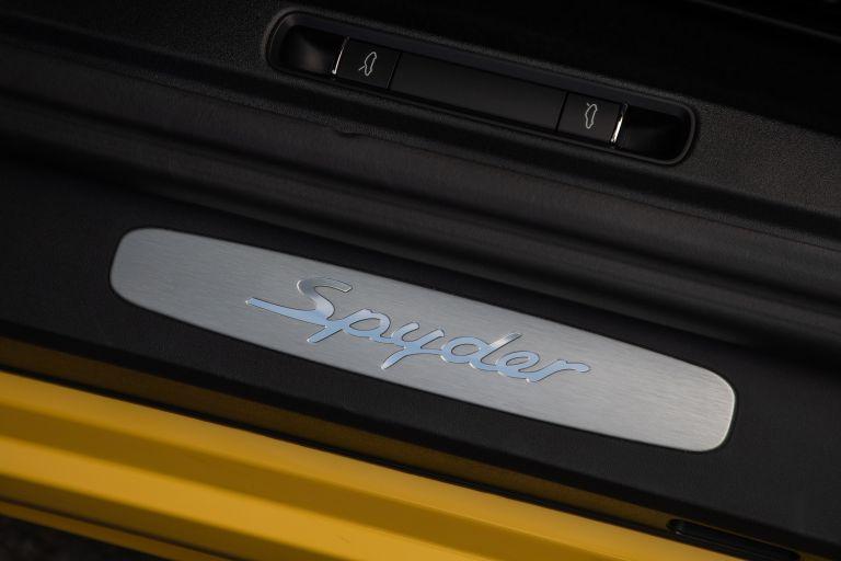 2019 Porsche 718 ( 982 ) Spyder 551893