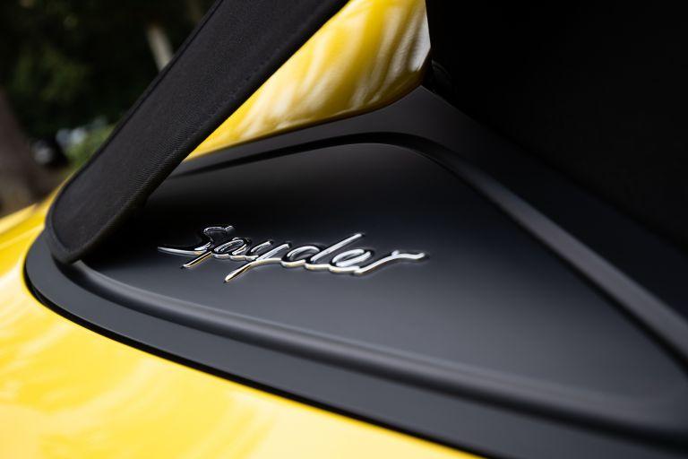 2019 Porsche 718 ( 982 ) Spyder 551896