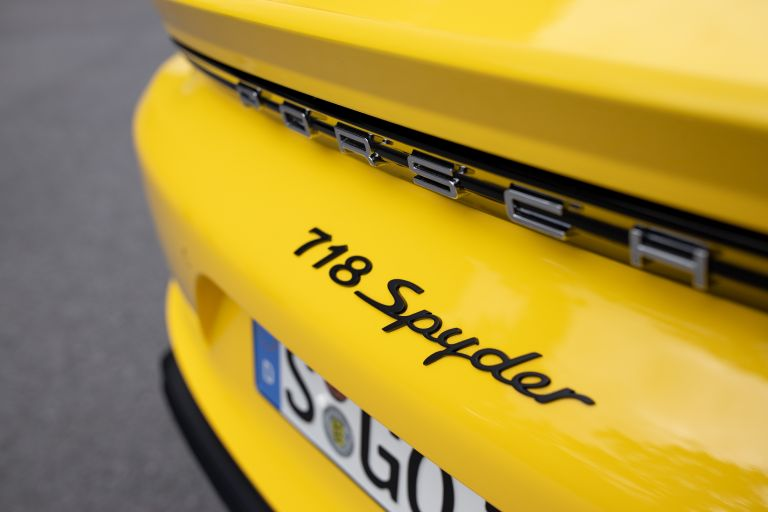 2019 Porsche 718 ( 982 ) Spyder 551906