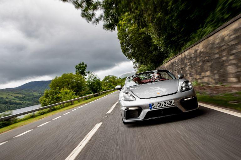 2019 Porsche 718 ( 982 ) Spyder 551990