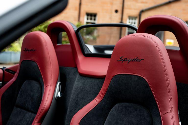 2019 Porsche 718 ( 982 ) Spyder 552015