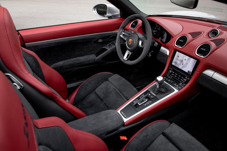 2019 Porsche 718 ( 982 ) Spyder 552020