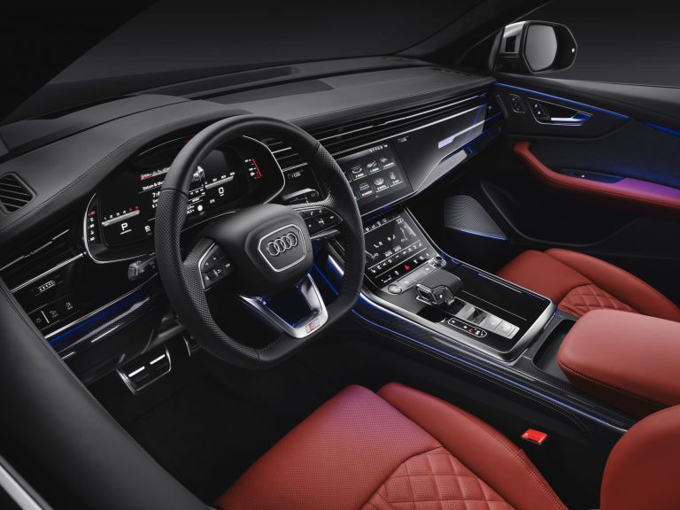 2019 Audi SQ8 TDI 551213