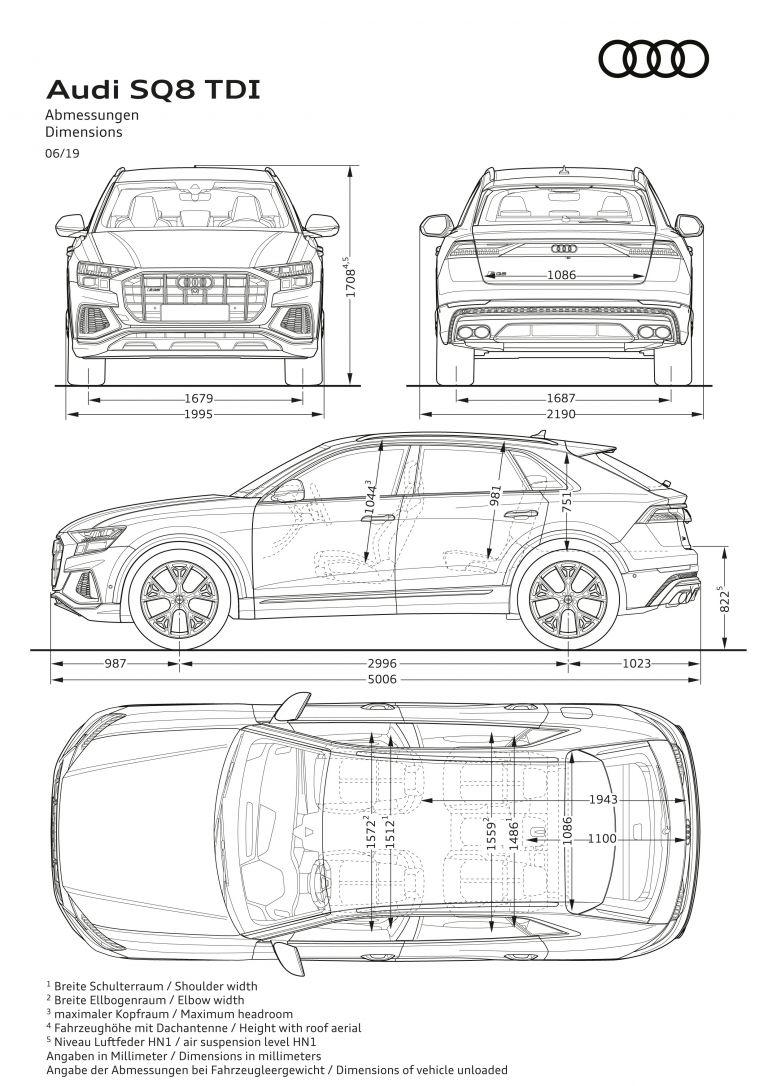 2019 Audi SQ8 TDI 551218