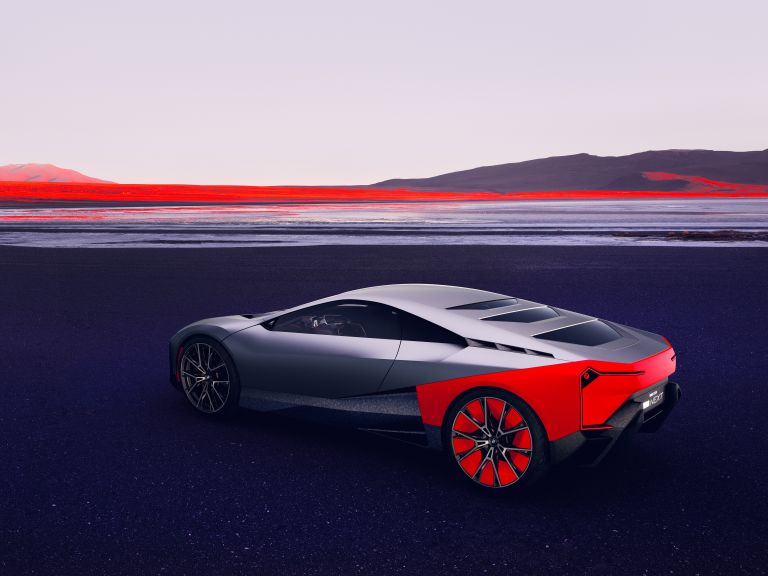2019 BMW Vision M Next concept 550079
