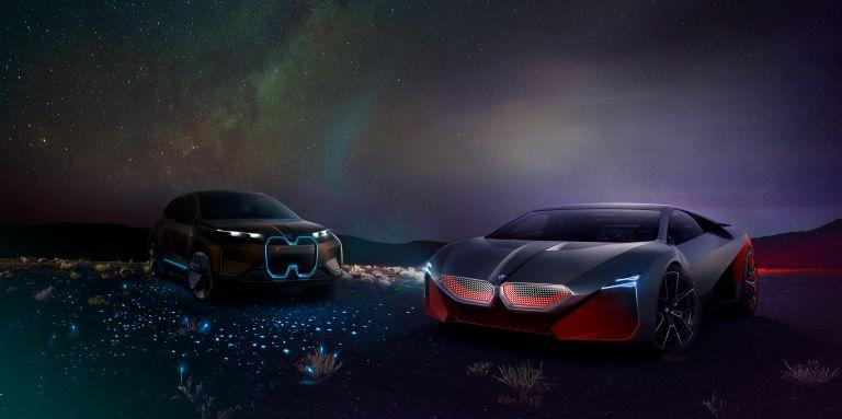 2019 BMW Vision M Next concept 550090