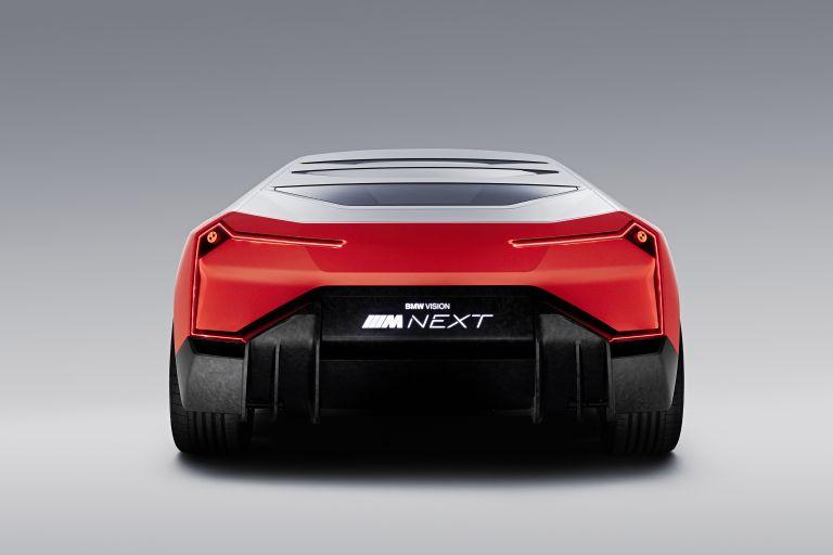 2019 BMW Vision M Next concept 550119