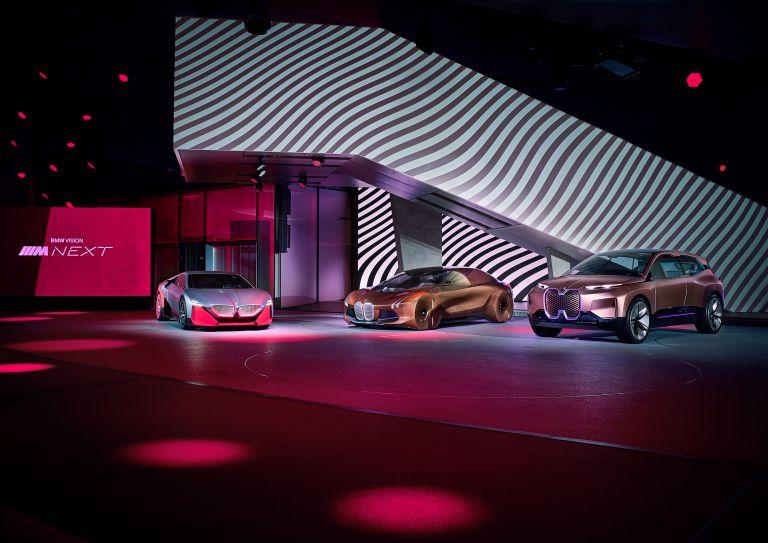 2019 BMW Vision M Next concept 550155