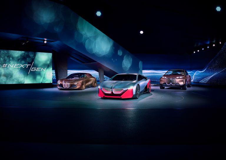 2019 BMW Vision M Next concept 550156