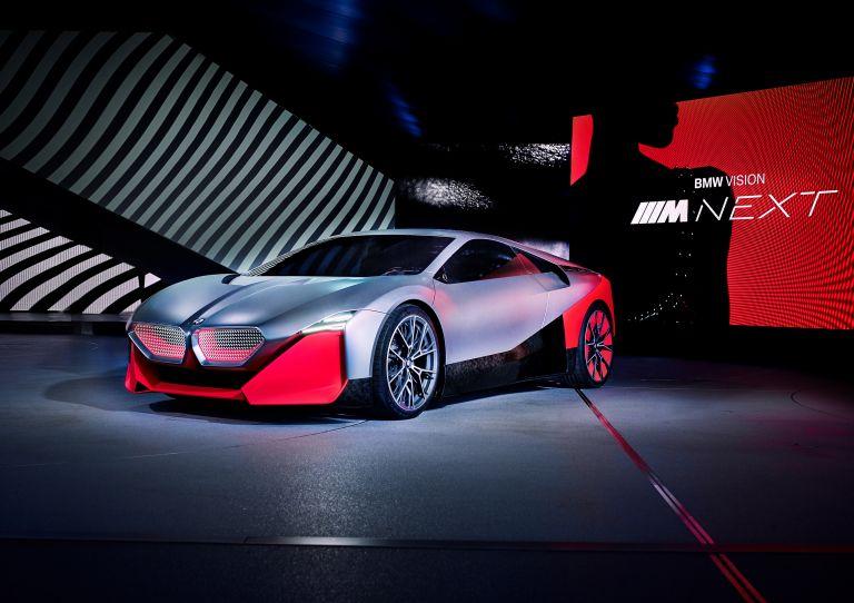 2019 BMW Vision M Next concept 550159