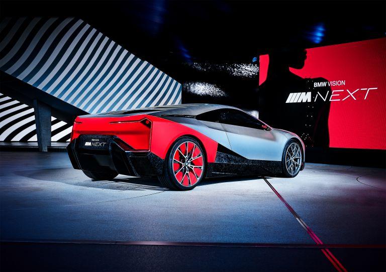 2019 BMW Vision M Next concept 550160