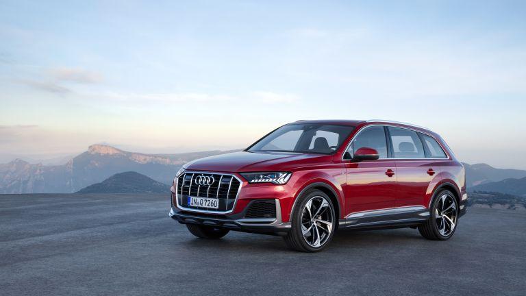 2020 Audi Q7 560070