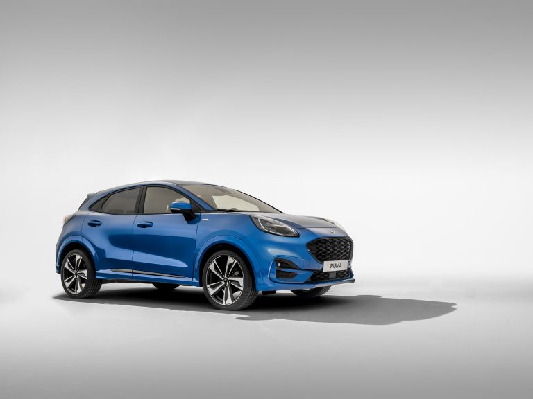 2020 Ford Puma ST-Line - Free high resolution car images
