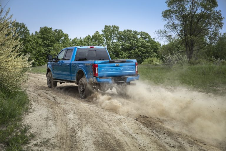 2020 Ford F-Series Super Duty Tremor Off-Road Package 550631