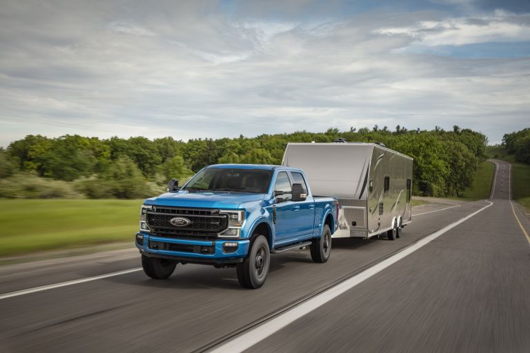 2020 Ford F-Series Super Duty Tremor Off-Road Package 550636