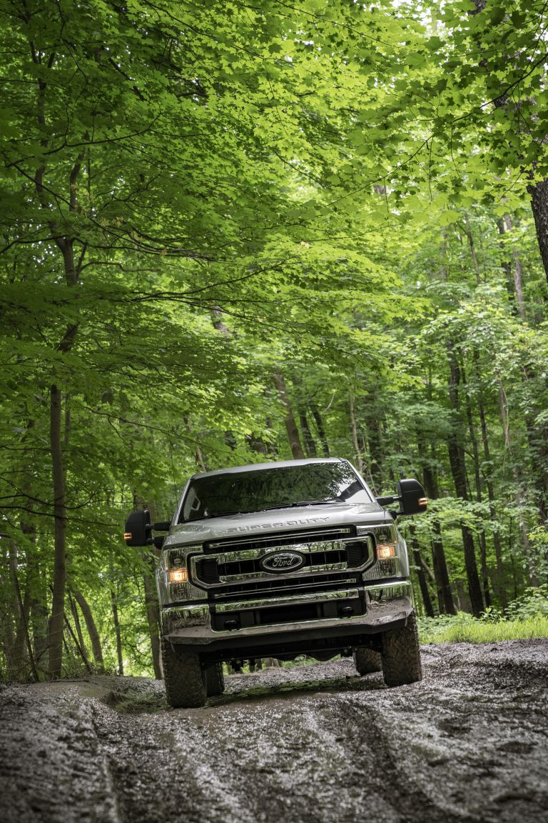 2020 Ford F-Series Super Duty Tremor Off-Road Package 550640