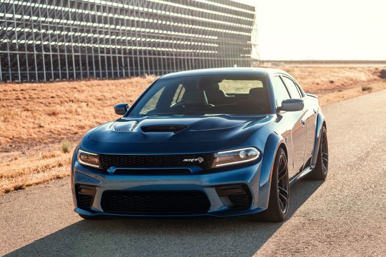 2020 Dodge Charger Srt Hellcat Widebody Free High
