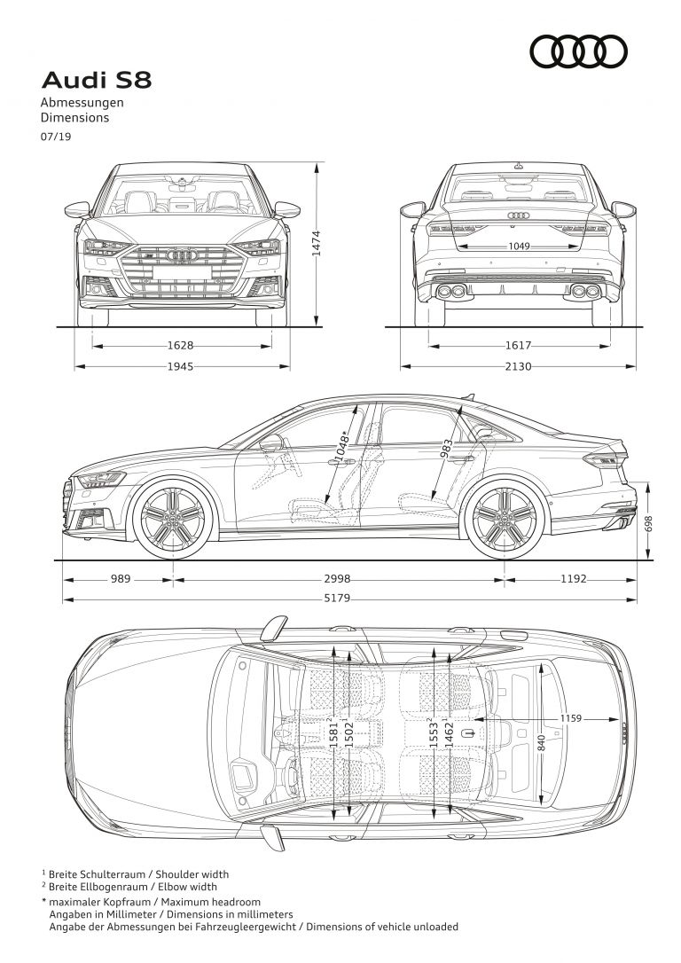 2019 Audi S8 551022