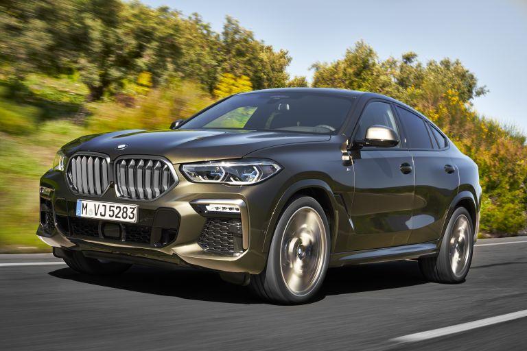 2019 BMW X6 ( G06 ) M50i 551038