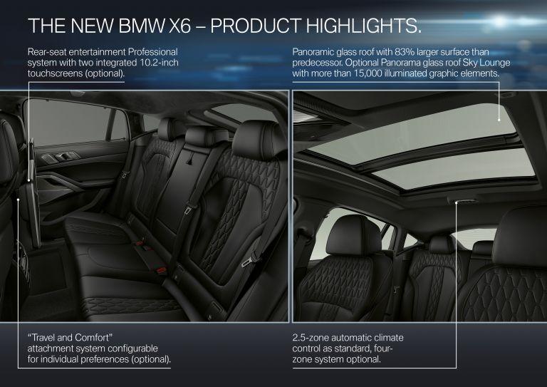 2019 BMW X6 ( G06 ) M50i 551074