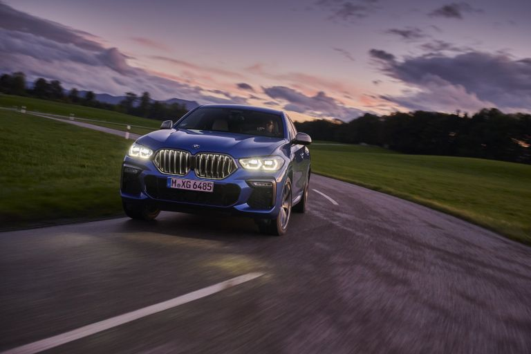 2019 BMW X6 ( G06 ) M50i 566222