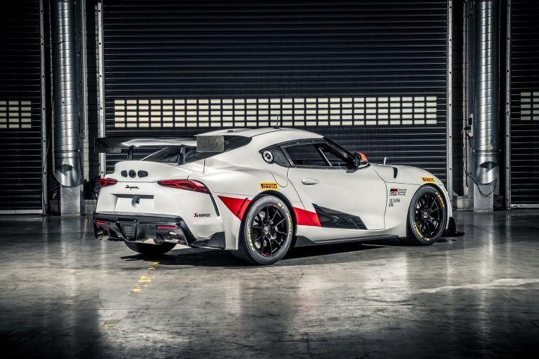 2020 Toyota GR Supra GT4 551267