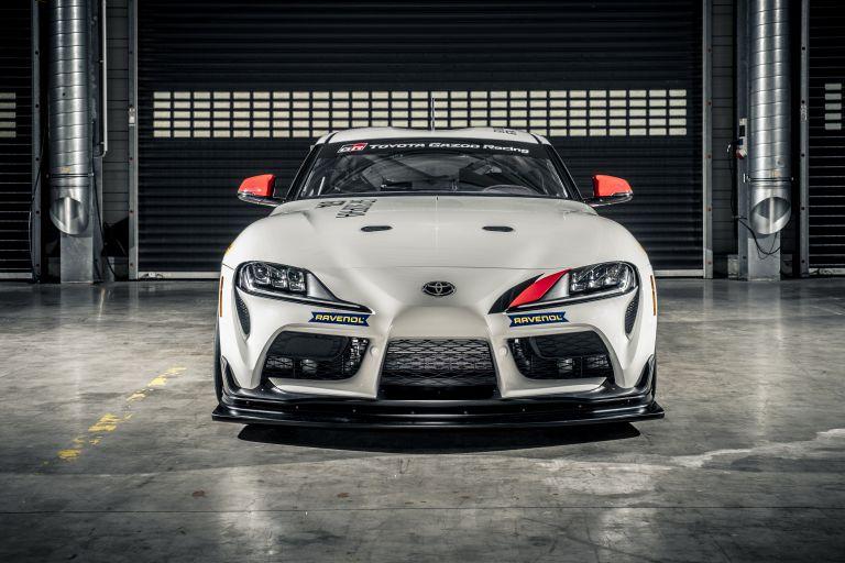 2020 Toyota GR Supra GT4 551268