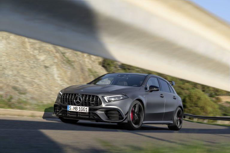 2019 Mercedes-AMG A 45 S 4Matic+ 551389