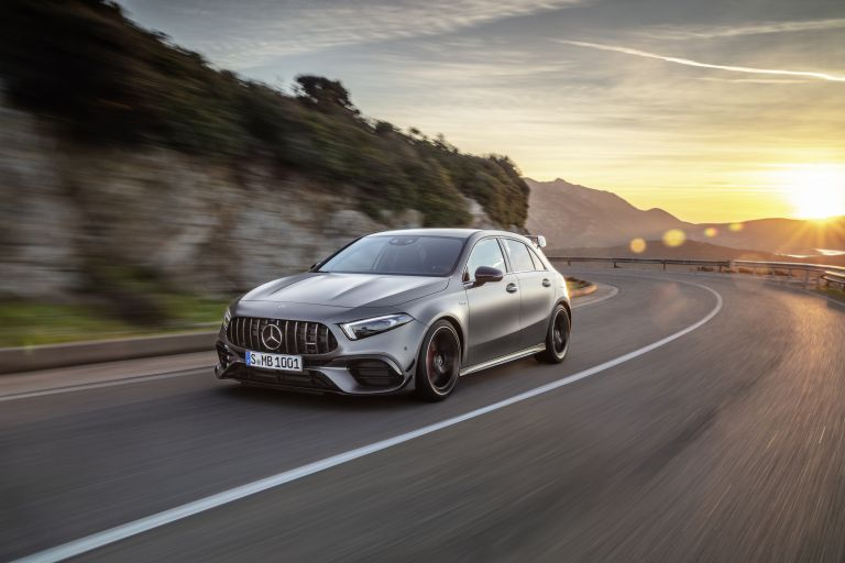 2019 Mercedes-AMG A 45 S 4Matic+ 551390