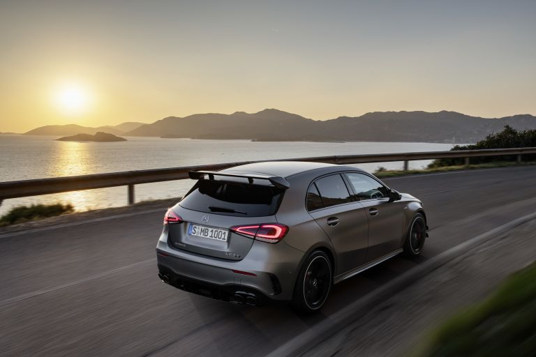 2019 Mercedes-AMG A 45 S 4Matic+ 551391