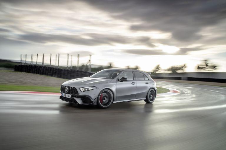 2019 Mercedes-AMG A 45 S 4Matic+ 551395