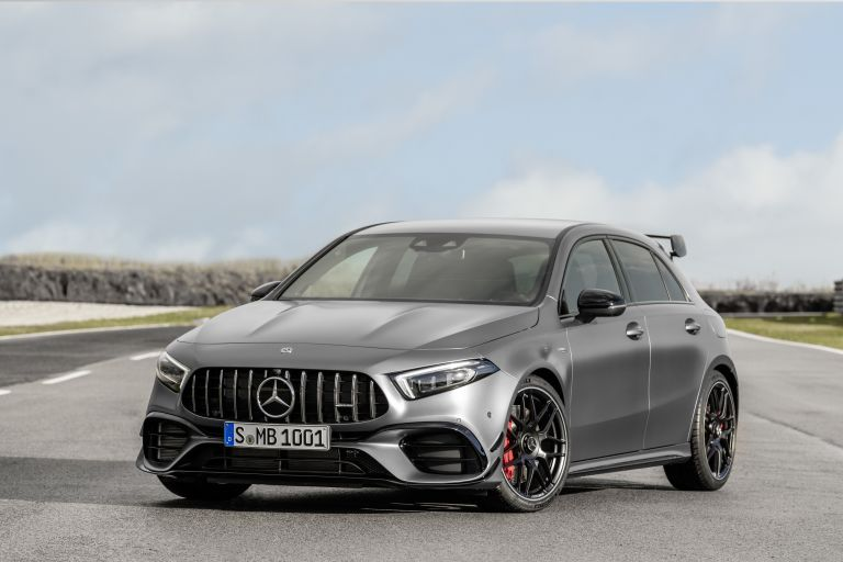 2019 Mercedes-AMG A 45 S 4Matic+ 551411