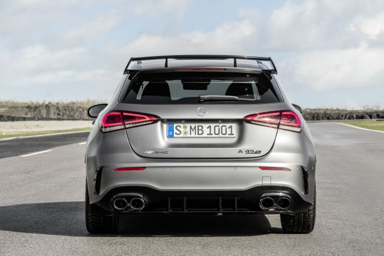 2019 Mercedes-AMG A 45 S 4Matic+ 551413
