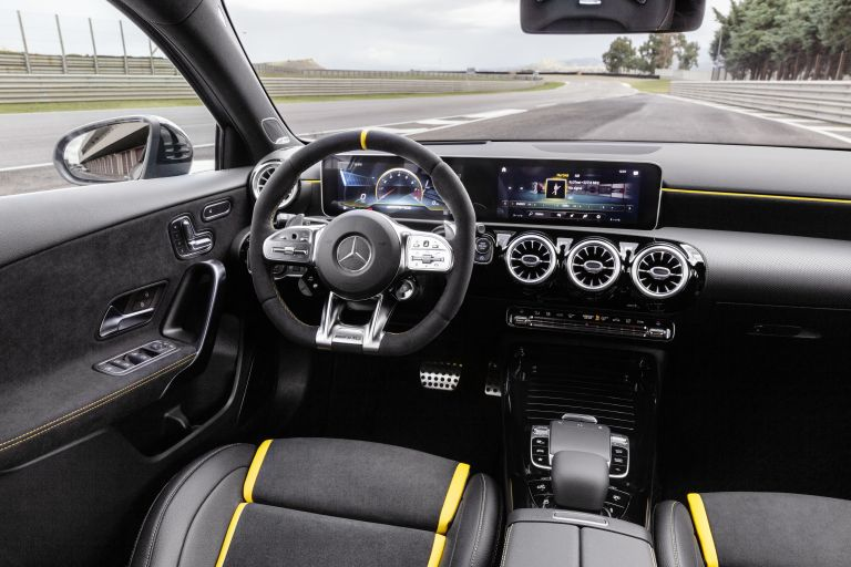 2019 Mercedes-AMG A 45 S 4Matic+ 551433