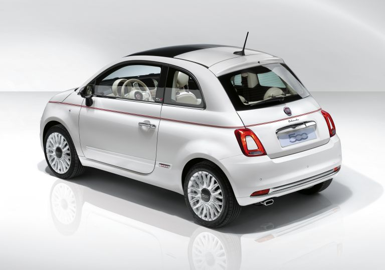 2019 Fiat 500 Dolcevita 551443