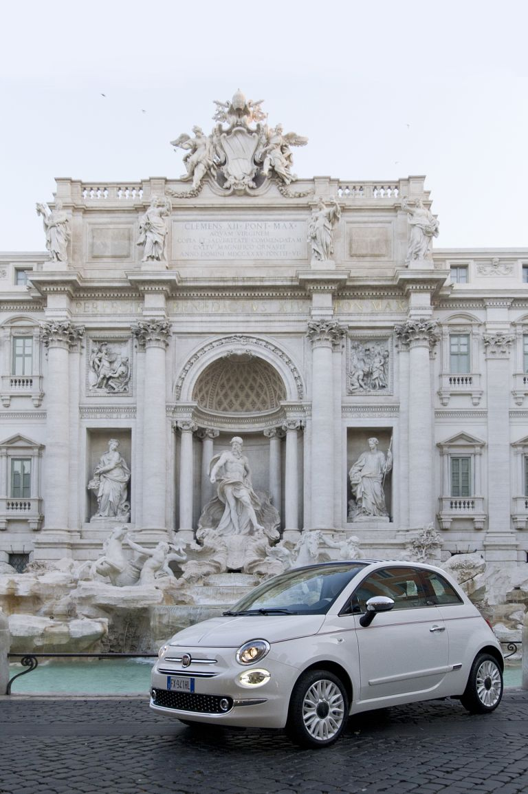 2019 Fiat 500 Dolcevita 551455
