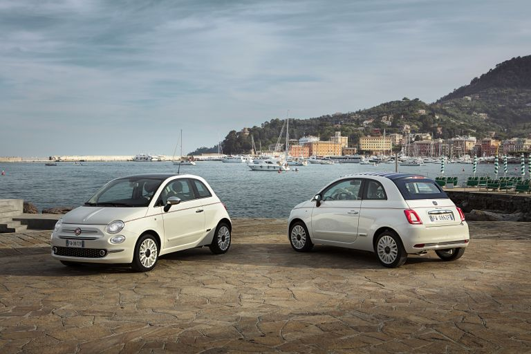2019 Fiat 500 Dolcevita 551456