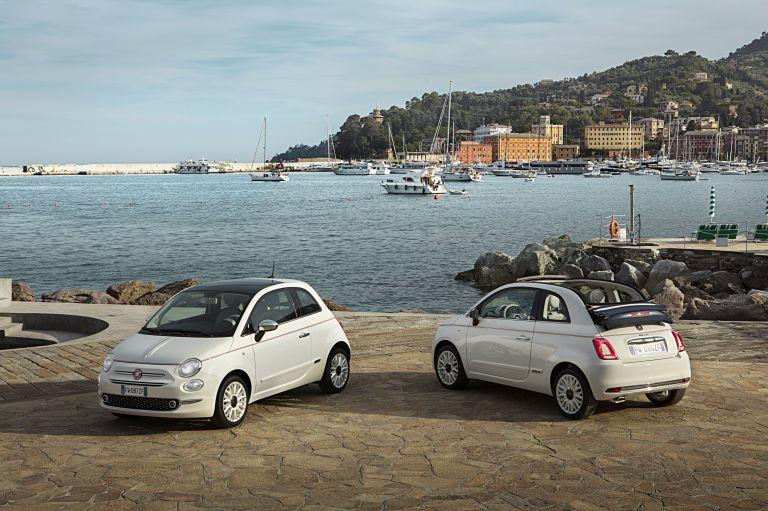 2019 Fiat 500 Dolcevita 551457