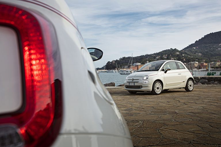 2019 Fiat 500 Dolcevita 551475