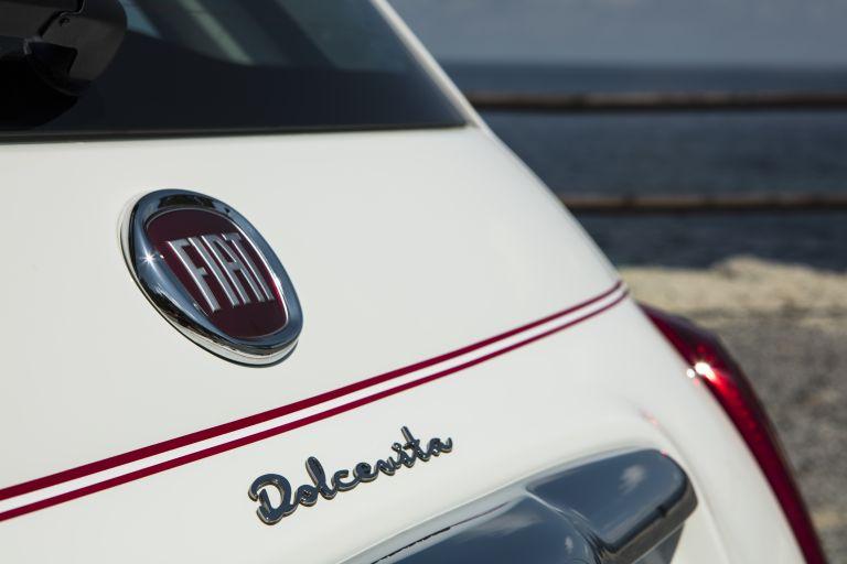 2019 Fiat 500 Dolcevita 551476