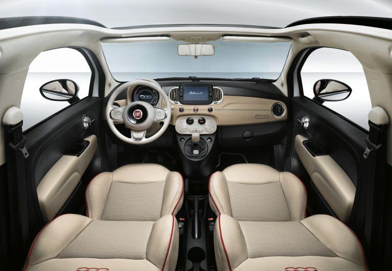 2019 Fiat 500 Dolcevita 551482