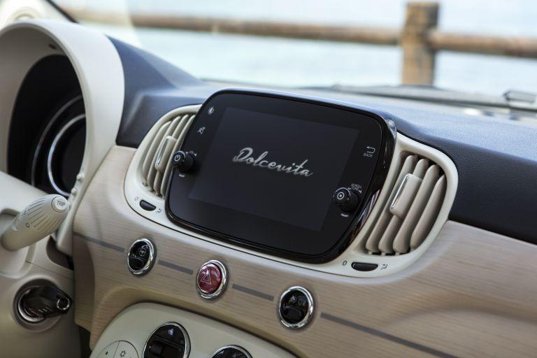 2019 Fiat 500 Dolcevita 551485