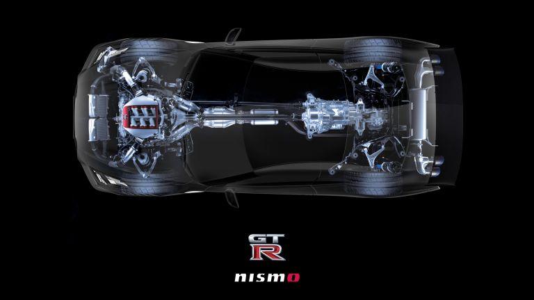 2020 Nissan GT-R ( R35 ) Nismo 552090