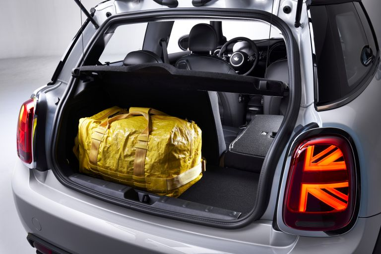 2020 Mini Cooper SE 552253