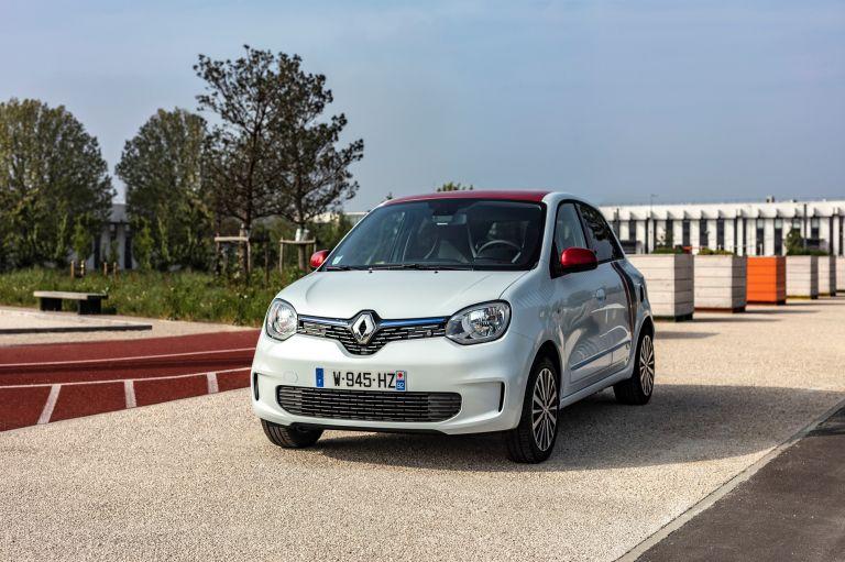 2019 Renault Twingo Le Coq Sportif Limited Edition 552311
